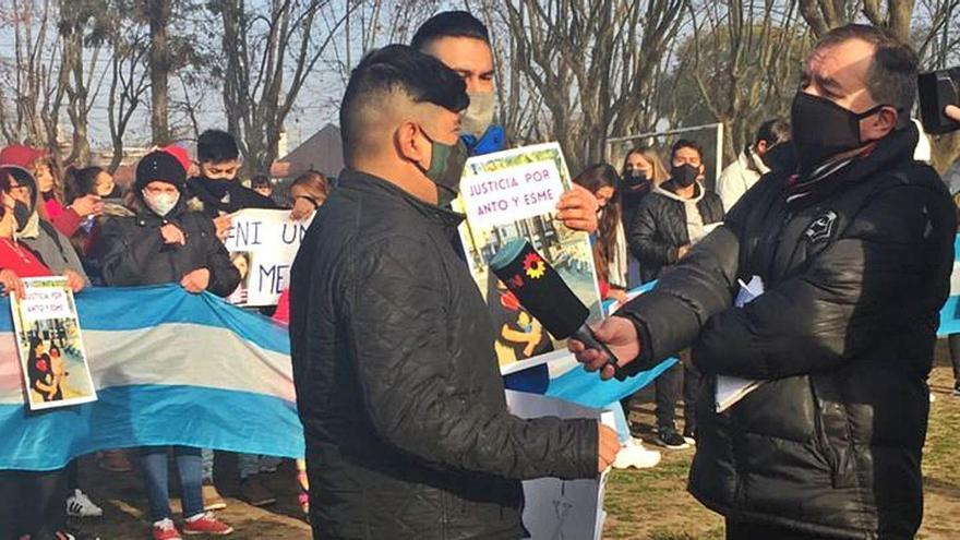 La família argentina de l'assassinada a Sant Vicenç obté la tutela de la filla