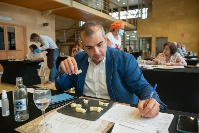 Concurso Oficial de Quesos de Gran Canaria