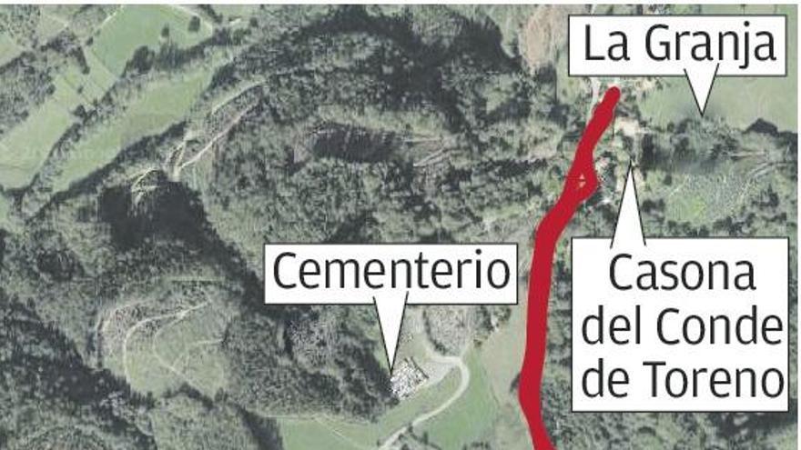 La ruta de Malleza