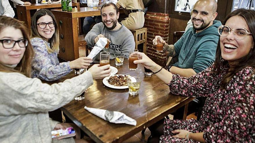 La tradición gana al virus en Gascona