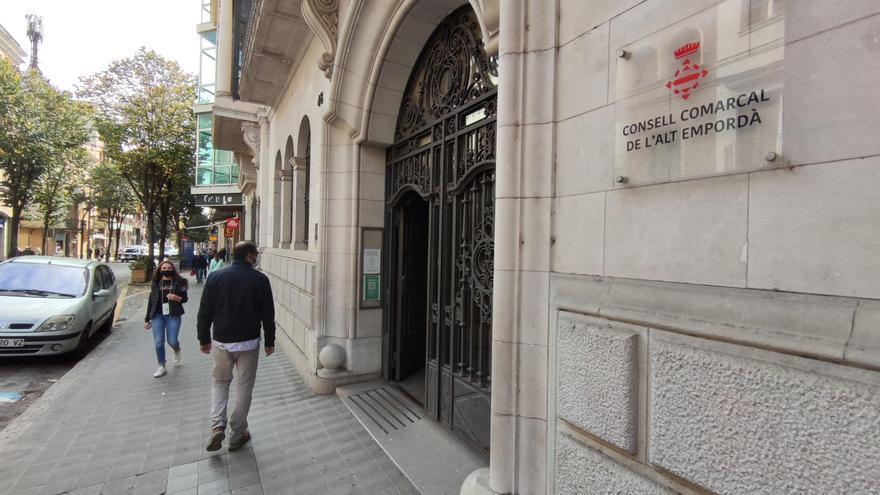 Una sentència ferma obliga la Generalitat a retornar 582.000 euros al Consell Comarcal