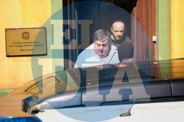 Detención de Evaristo González
