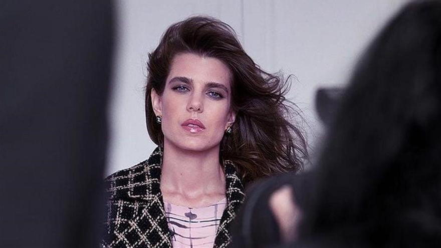 Carlota Casiraghi, musa de Chanel