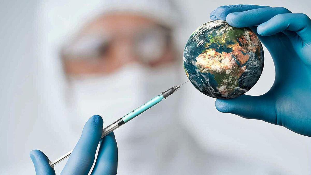 El mundo se prepara para las campañas de vacunación para acabar con la pandemia de la Covid-19. | | E.D.