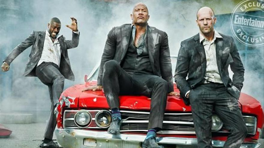 Fast & Furious 8: Hobbs & Shaw