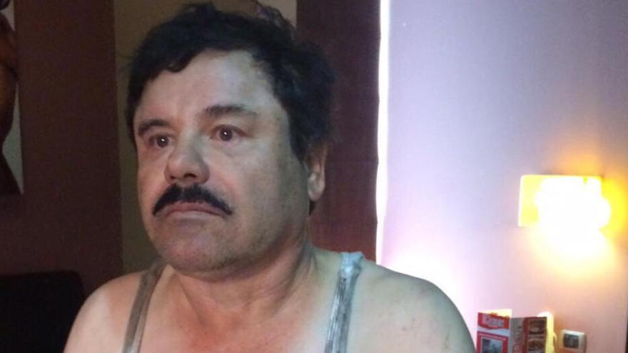 'El Chapo', el rey de las drogas traicionado por sus vasallos