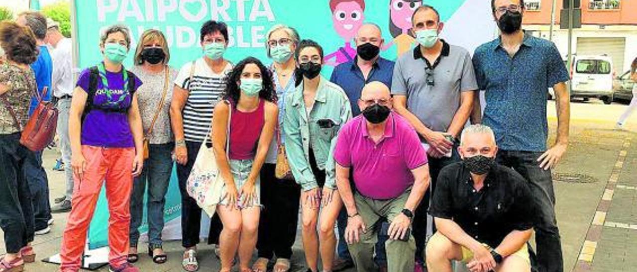 Diferentes asociaciones de Paiporta participan en el programa«Soledad no deseada». | NOMBRE FEQWIEOTÓGRAFO