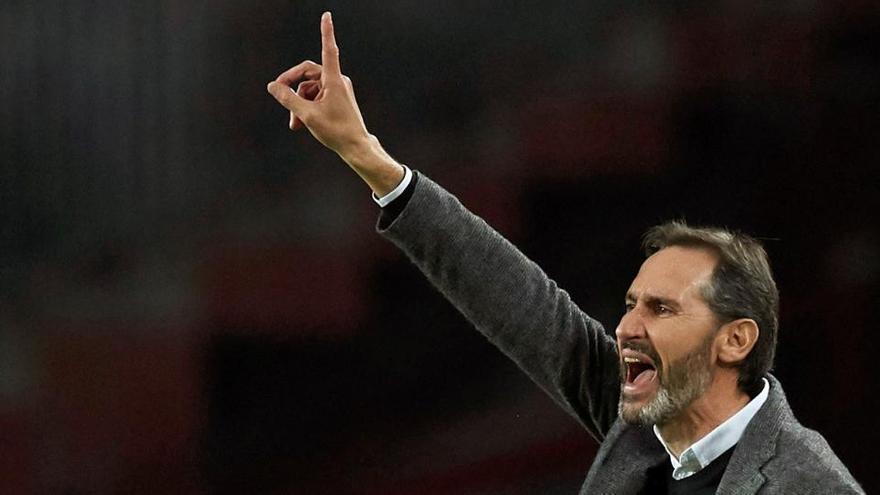 Vicente Moreno, nuevo técnico del Espanyol hasta 2023