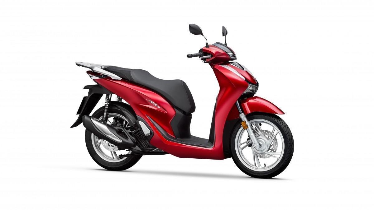 Así es el nuevo Honda SH125i