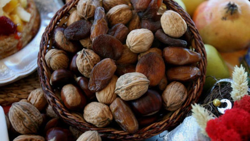 Cómo evitar que tu hijo nazca con alergia a los frutos secos