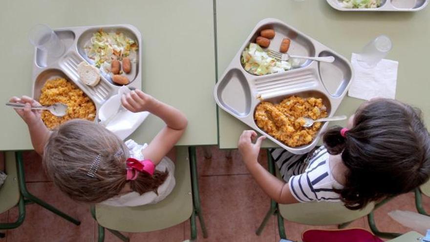 La Región más de un millón de euros para garantizar la alimentación de los niños con beca comedor