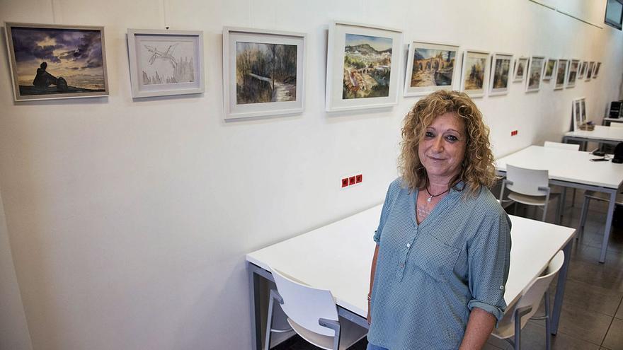 L'artista Yolanda Urango convida en un conte a descobrir el Pont de Vilomara