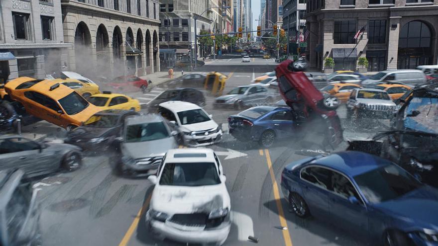 'Fast & Furious 8', récord de taquilla mundial en su estreno