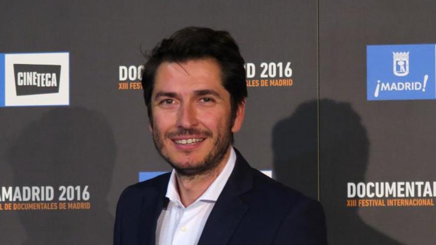 El periodista cultural Carlos del Amor.