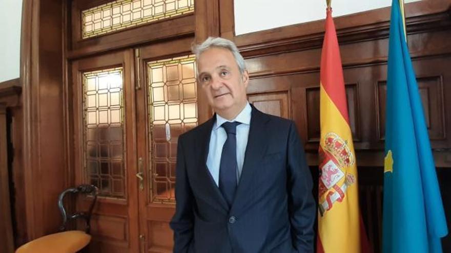 El presidente del TSJA reclama más medios y retomar el proyecto de la Ciudad de la Justicia