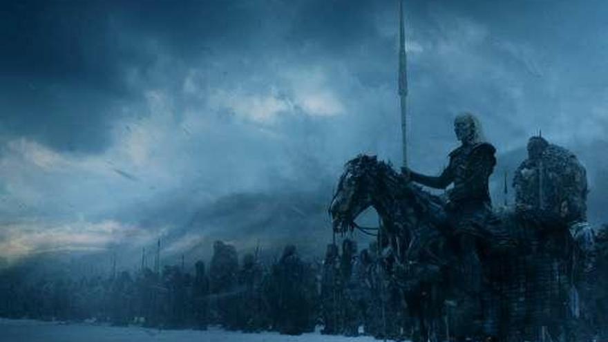 """La noche más oscura de """"Juego de tronos"""""""
