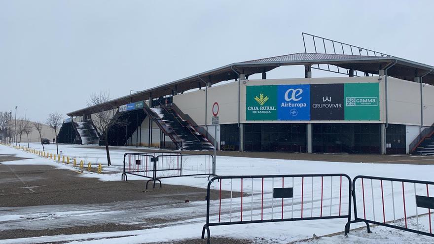 El Deportivo de la Coruña pide la suspensión de su encuentro en Zamora