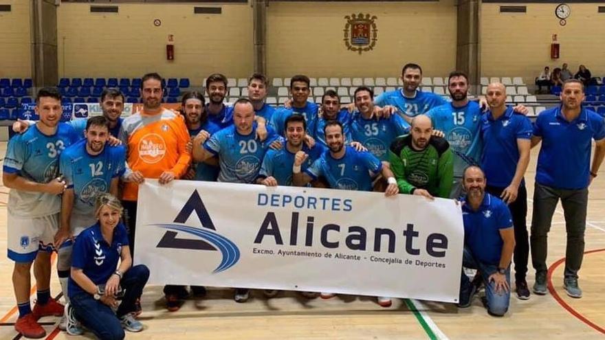 El Sporting Alicante, con el filial del Barça en el grupo A de Plata