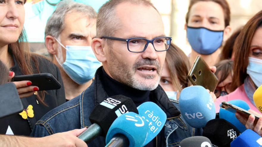 Costa recusa la magistrada del TSJC i no declara en la causa per desobediència contra l'antiga Mesa del Parlament