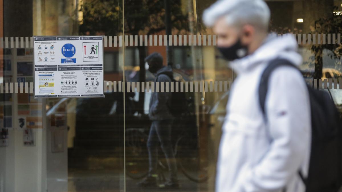 Casos de coronavirus por municipios de Valencia en los últimos días.