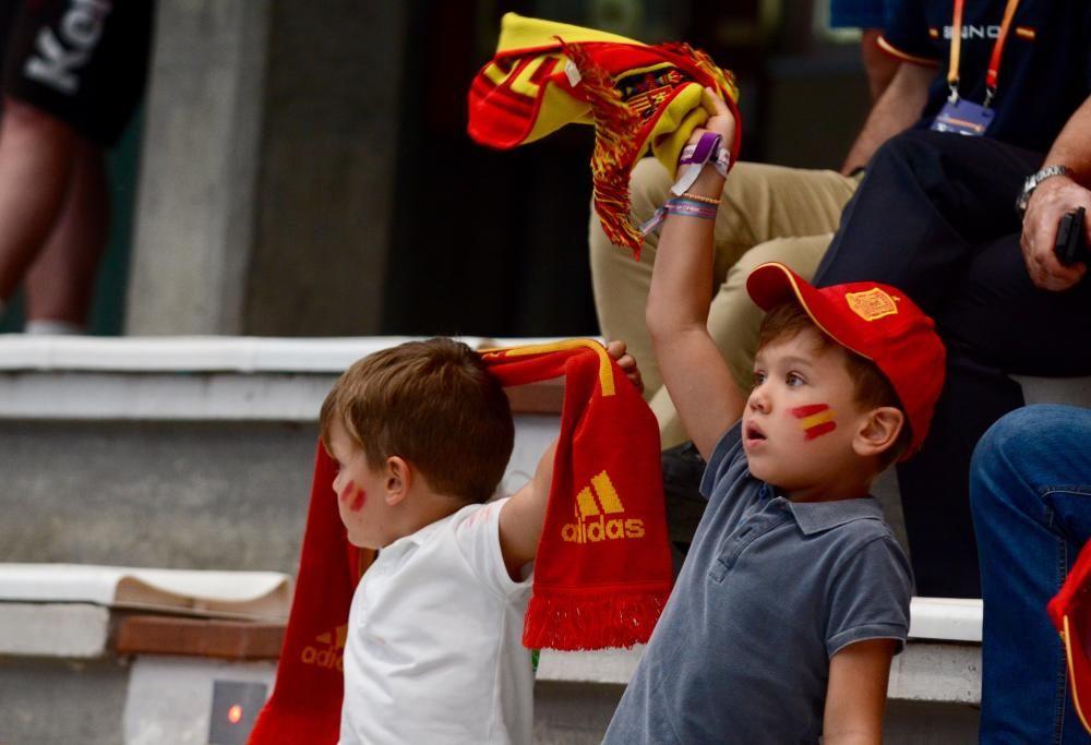 La lotería de los penaltis deja a España décima