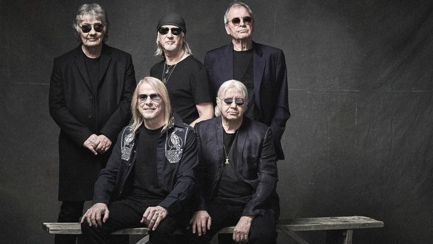 Deep Purple, el coloso ruge en 'Whoosh!'