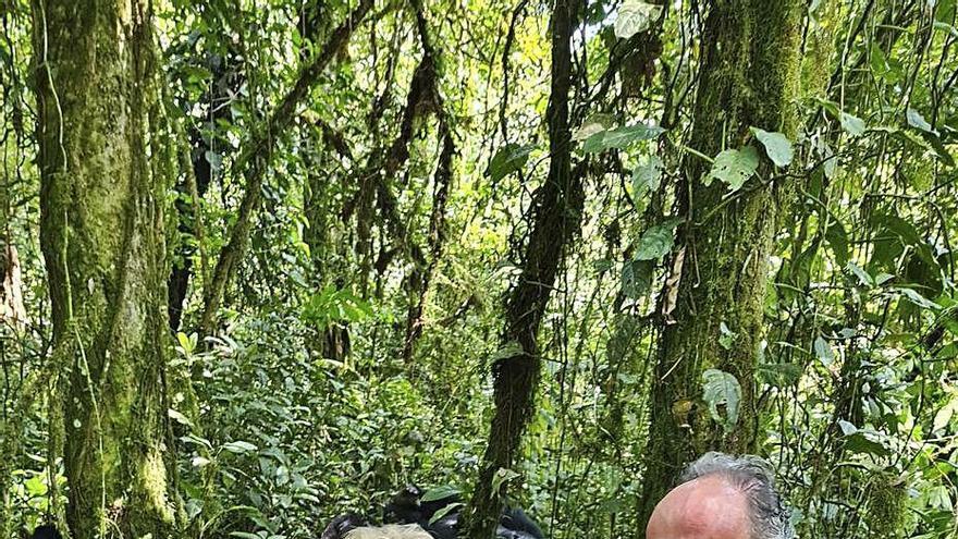El cor d'Àfrica sense turistes, vist pel naturalista Jordi Sargatal