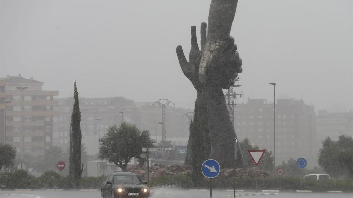 El coletazo del ciclón 'Leslie' barre la provincia de Castellón