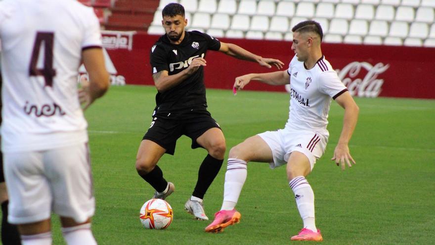 FINAL / El Castellón cae en su estreno ante el Albacete (3-1)