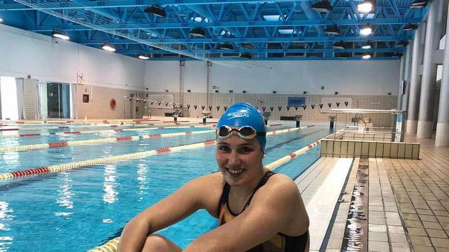 """""""Mi meta es el Campeonato del Mundo de aguas abiertas"""""""
