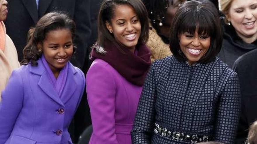 La confesión de Michelle Obama