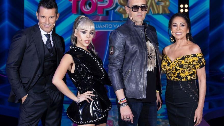 Telecinco retira 'Top Star' de la noche de los viernes y recurre a su valor seguro para plantar cara a 'La voz kids'