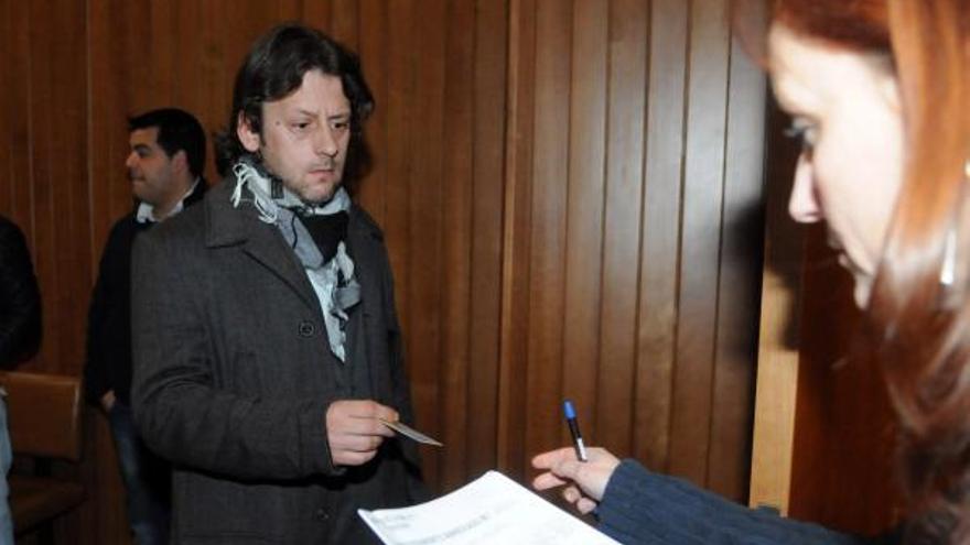 Aplazado el juicio por desfalco en la cofradía de O Grove al no poder conformarse el jurado