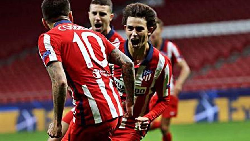 Joao Félix firma la remontada atlética en un duelo vibrante