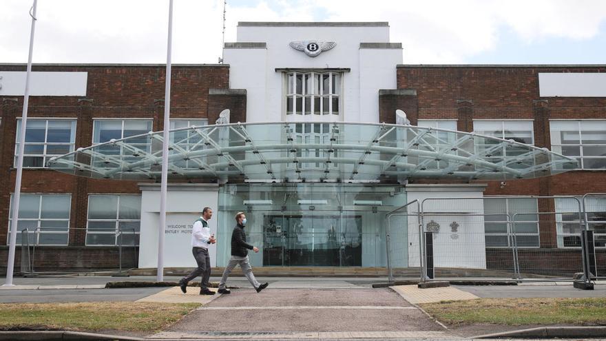 Bentley recortará 1.000 empleos en Reino Unido por la crisis del coronavirus