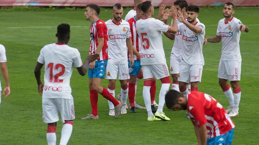 Un gol del canterano Bravo da la victoria al Mallorca frente al Lugo