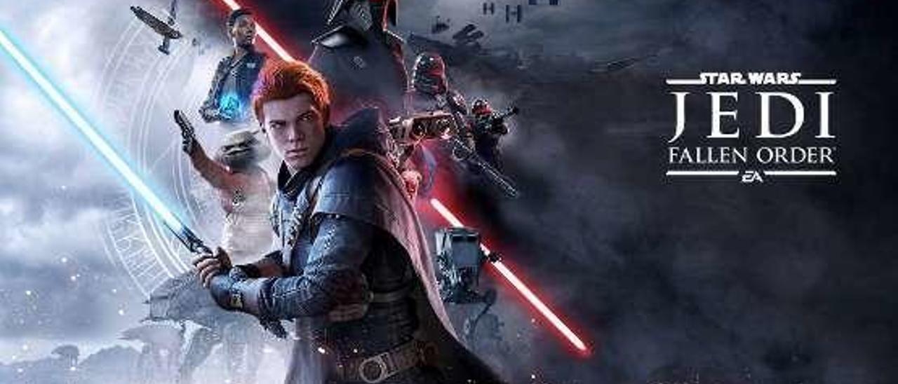 """Star Wars Jedi Fallen Order""."