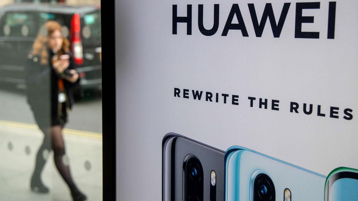 La china Huawei ya lidera la venta de móviles pese a las sanciones de Estados Unidos