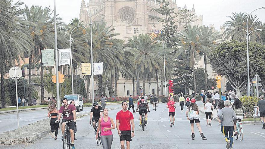 Cort rechaza cortar calles para practicar deporte
