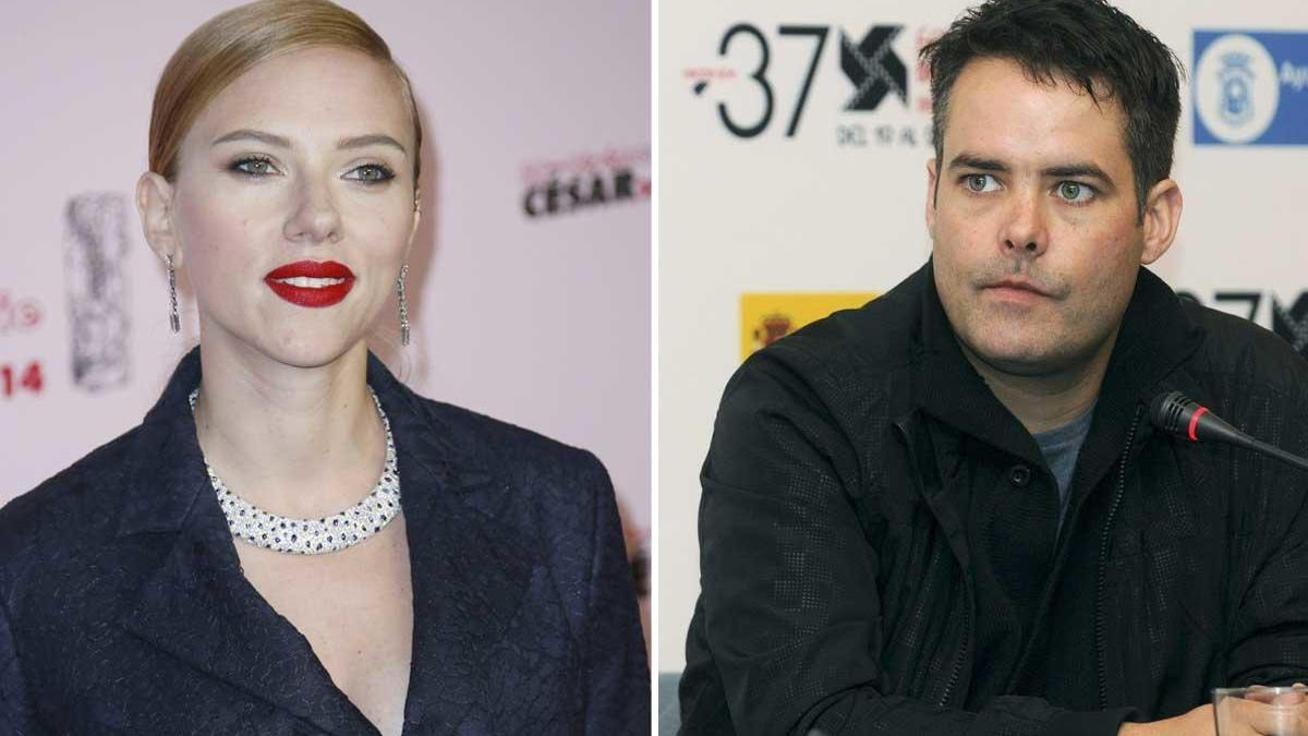 Scarlett Johansson y Sebastián Lelio.
