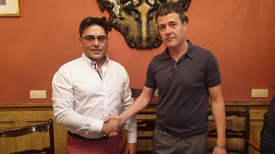 PSOE y Blanca lo Primero gobernarán en el Ayuntamiento blanqueño