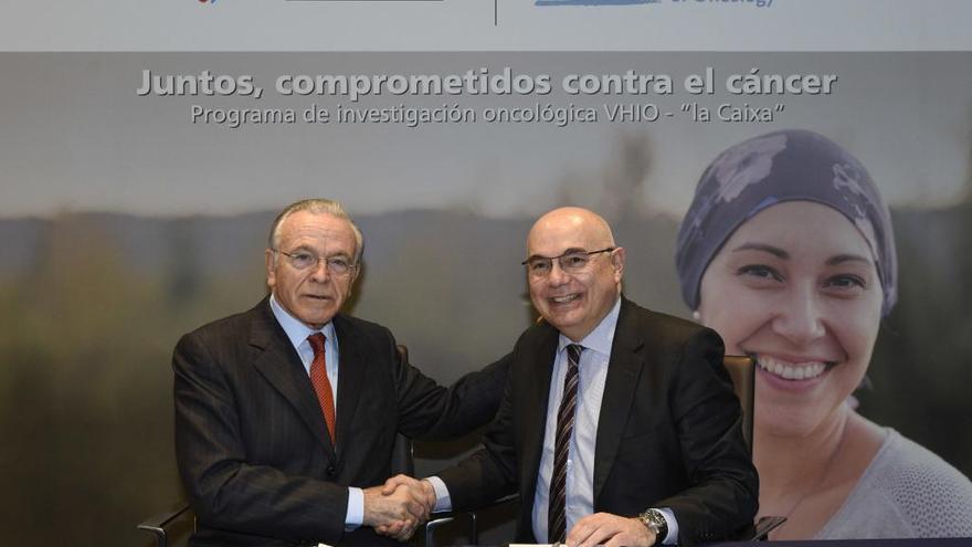 La Caixa destina 6 millones  para intensificar la lucha contra el cáncer