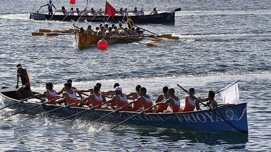 Narón gana la Bandera Concello de Vigo