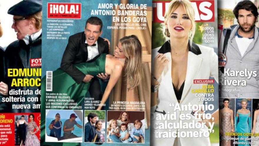Enrique Iglesias dará otro nieto a Isabel Preysler y Lara Álvarez da puerta a Velencoso