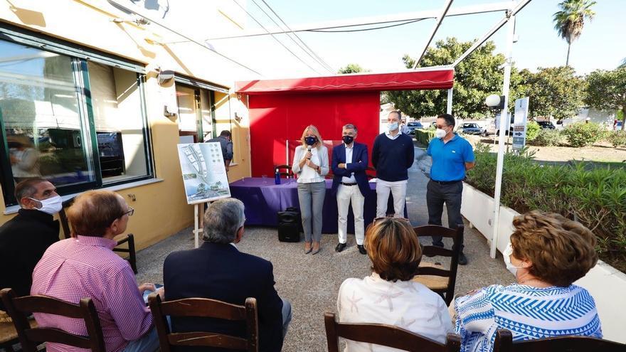 Marbella creará un ecoaparcamiento de 118 plazas junto al Centro Comercial de Guadalmina
