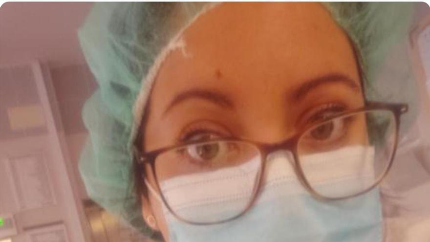 Enfermera de urgencias: «¿Qué es una Navidad perdida, frente al resto de Navidades de tu vida?»