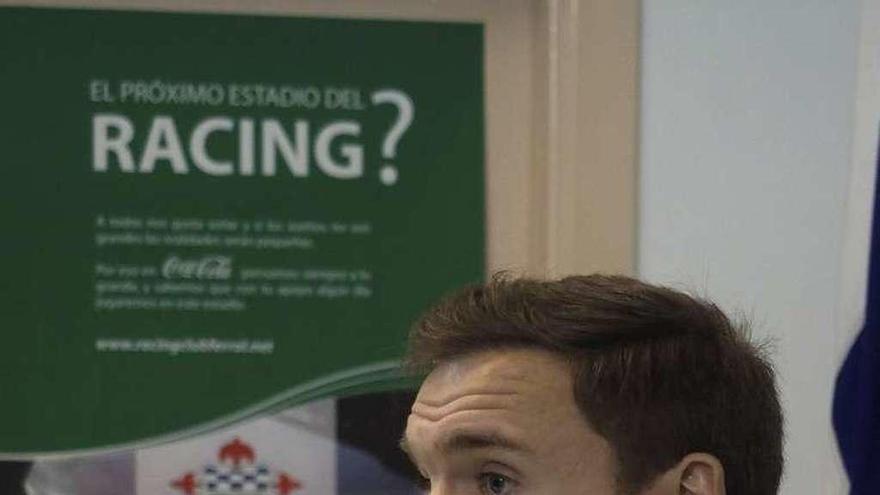 """Diego Seoane, nuevo jugador del Racing: """"Me atrajo el proyecto"""""""