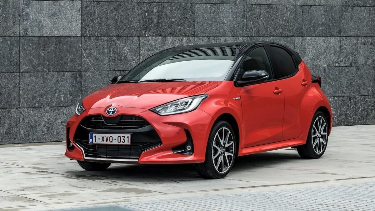 Toyota inicia las ventas del nuevo Yaris Híbrido en España