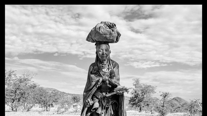 El poder de la mujer Himba
