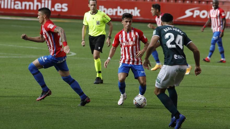 Djurdjevic sirve al Sporting la primera victoria de la temporada